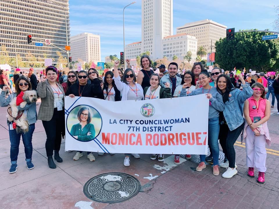 7th District Councilwoman Monica Rodriguez