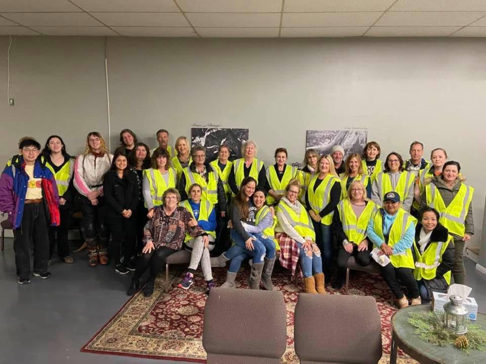 STNC Homeless Count Volunteers