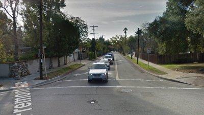 South Pasadena Motorcycle Crash