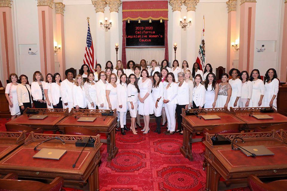 Assemblymember Luz Rivas - 19th Amendment