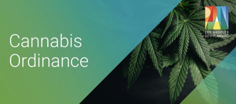 Sunland Tujunga Neighborhood Council STNC - Cannabis Ordinance