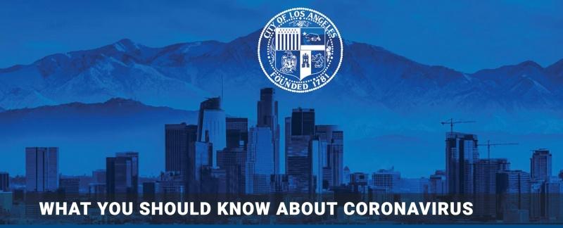 Sunland Tujunga Neighborhood Council - What You Should Know about Coronavirus