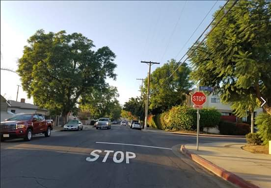 From Councilwoman Monica Rodriguez Desk - Installation of New Stop Signs in Sylmar
