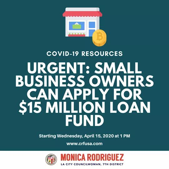 Small Business Owners Can Apply for $15 Million Loan Fund Today