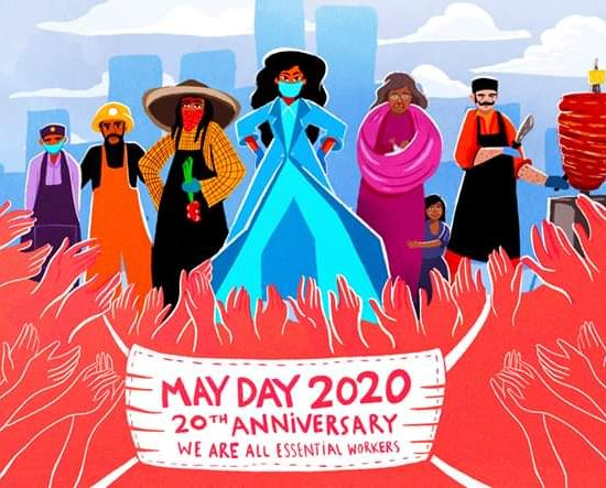 Councilwoman Monica Rodriguez - 20th Anniversary May Day