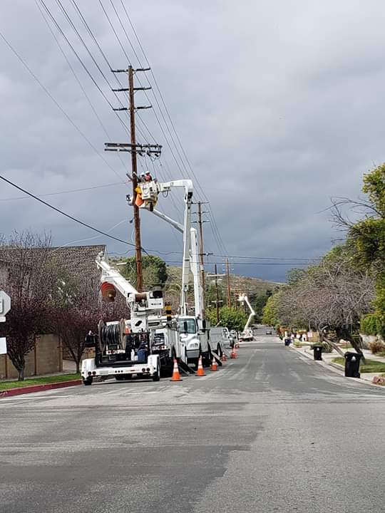 From Councilwoman Monica Rodriguez Desk - Utility Pole Replacement Project in Sunland