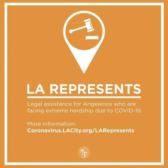 Councilwoman Monica Rodriguez  -  LA Represents -  Legal Assistance for Angelenos