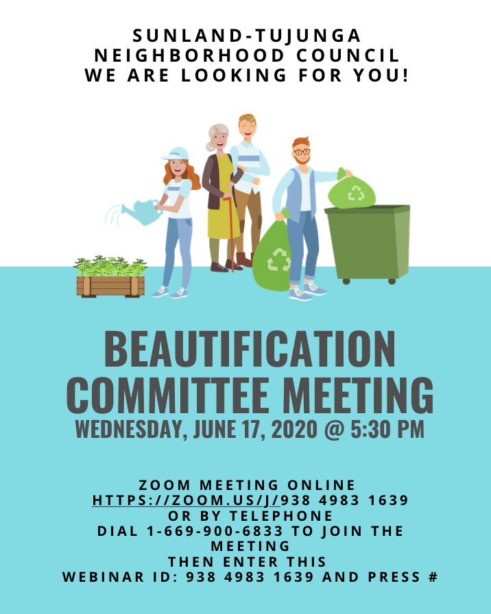 STNC Beautification Committee