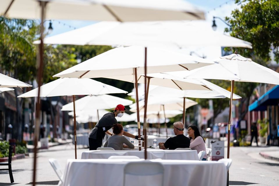 outdoor dining opportunities for restaurants
