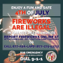 All Fireworks are Illegal