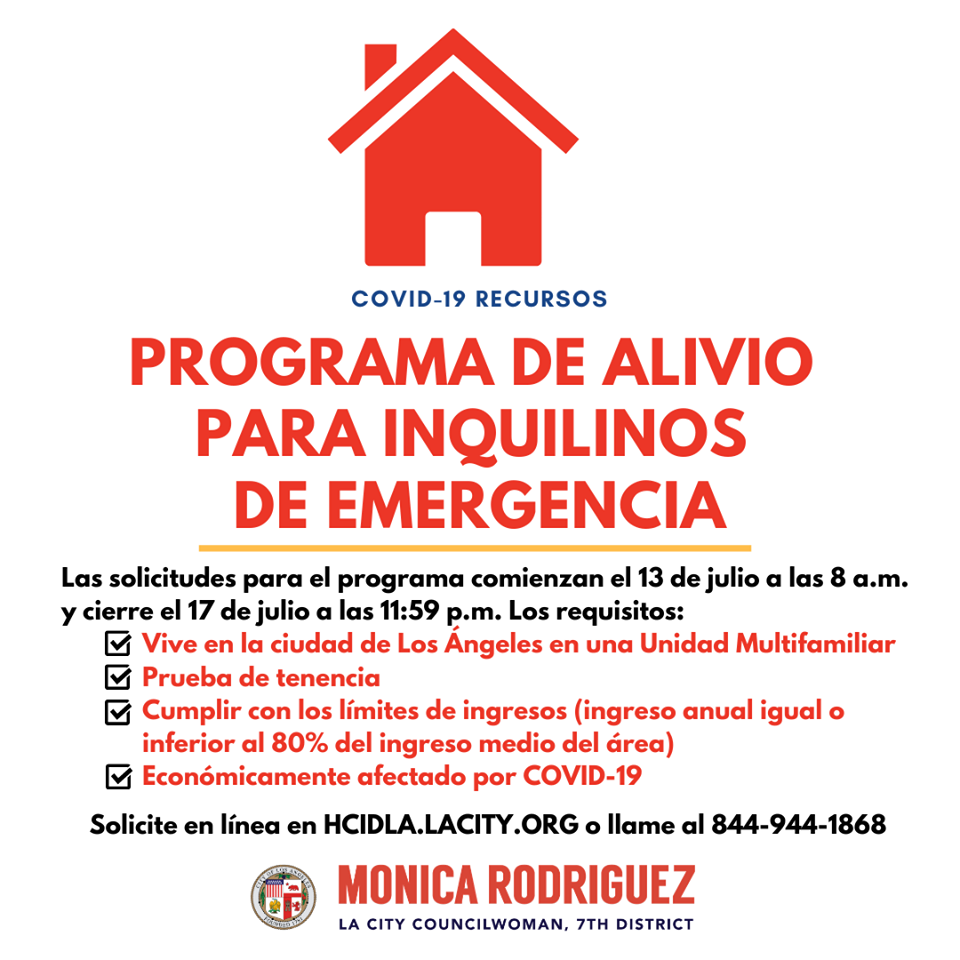 New Emergency Renters Assistance Program