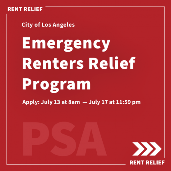 Providing Emergency Rent Relief