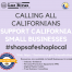 Support California Small Businesses