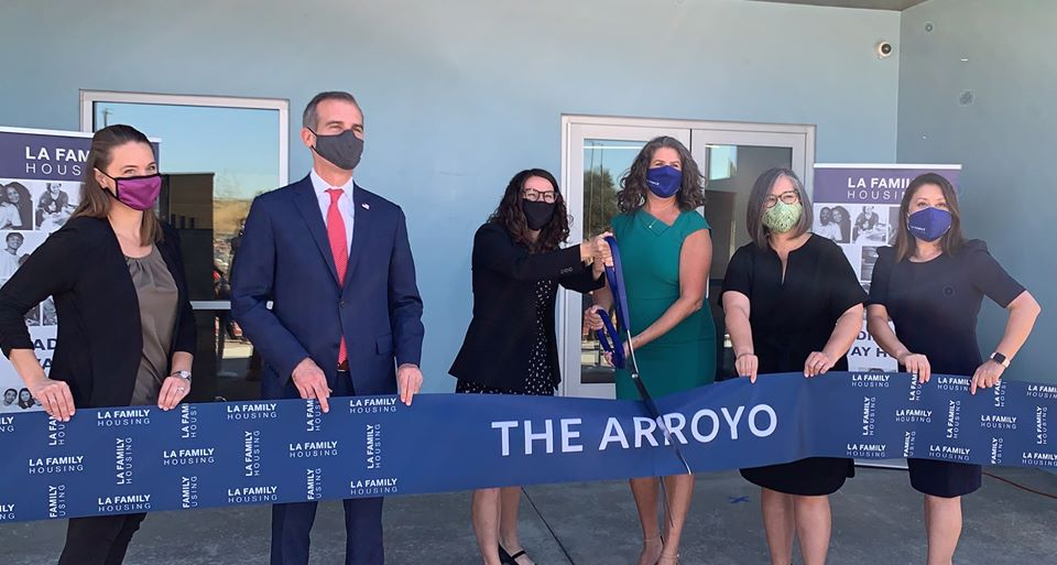The Arroyo, for Women Experiencing Homelessness in Sylmar
