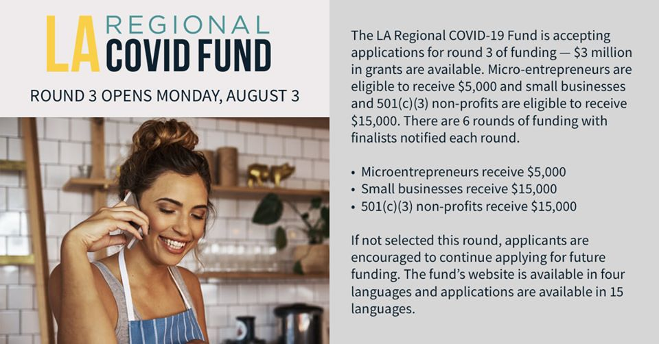 Attention Small Businesses and Micro-Entrepreneurs