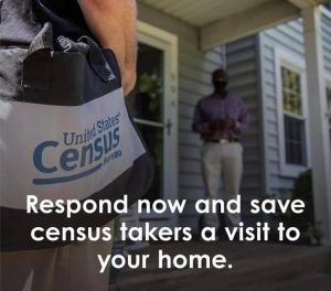 Census starting Tomorrow
