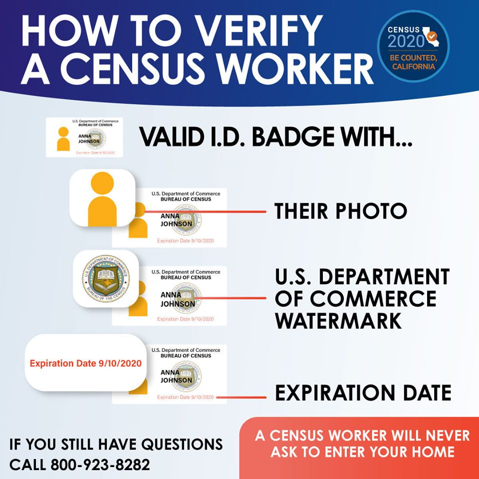 How to Verify a Census Worker