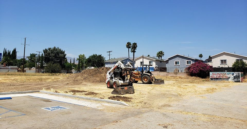 Pacoima Little League Construction Project
