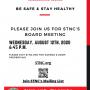 STNC Board Meeting