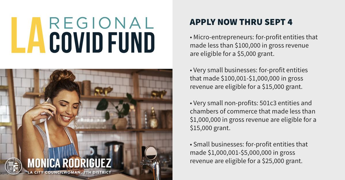 Attention Small Businesses, Micro-Entrepreneurs