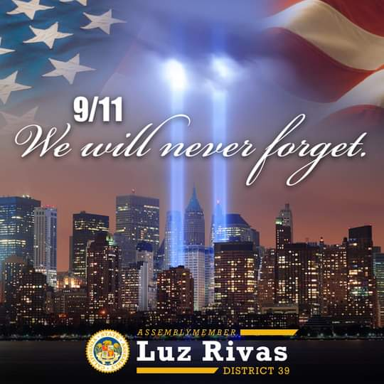 Although it's been years, 9/11 can often feel like it happened yesterday. Let us honor the memory of the heroes, and those who lost their lives during this tragic time in American History. #Neverforget