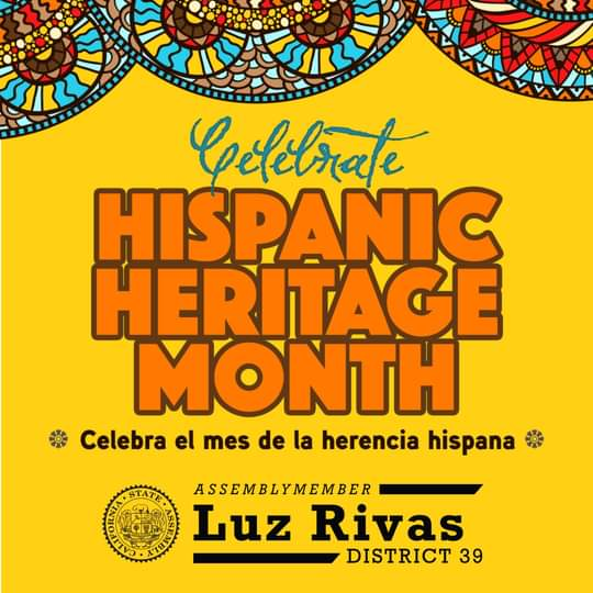 Happy #HispanicHeritageMonth!