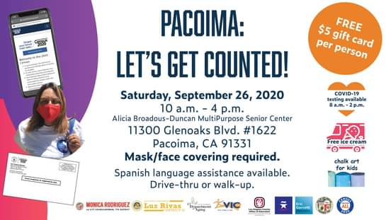 Pacoima Lets Get Counted