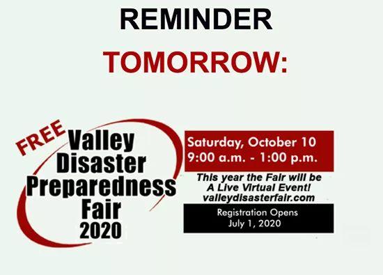 Preparedness Fair