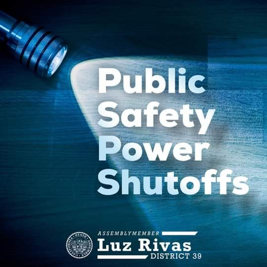 Public Safety Power Shutoffs