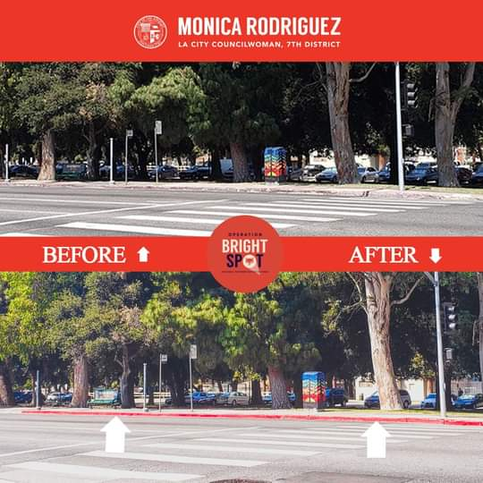 From Councilwoman Monica Rodriguez Desk -  Neighborhood Cleanup Program