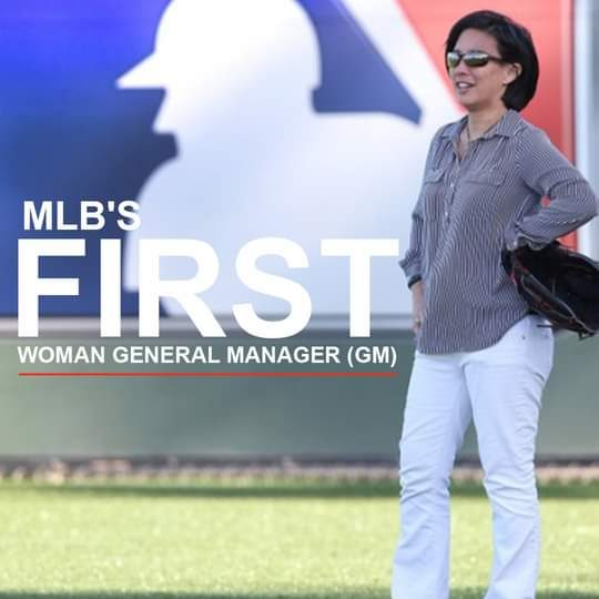 Congratulation to Kim Ng, the new #Marlins General Manager