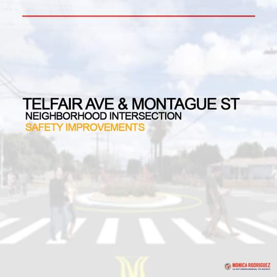 Upcoming Project at Telfair Ave and Montague Street
