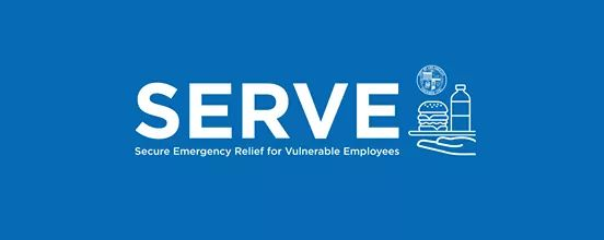 Emergency Relief for Food Service Workers (SERVE)