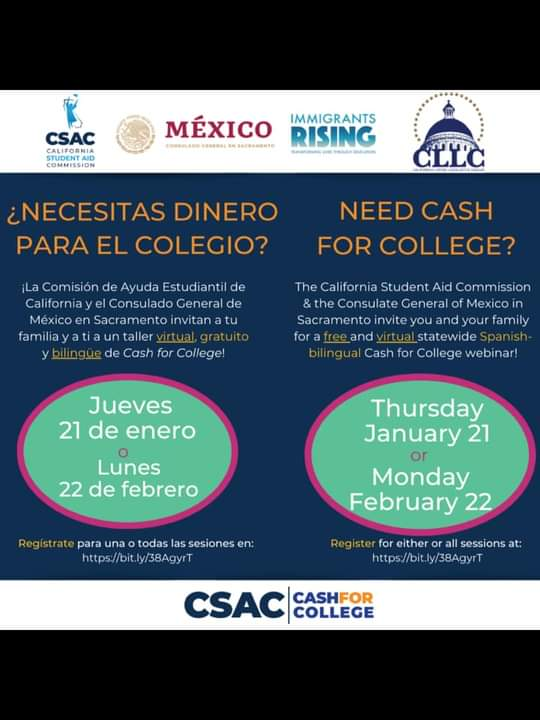 Need Cash for College?