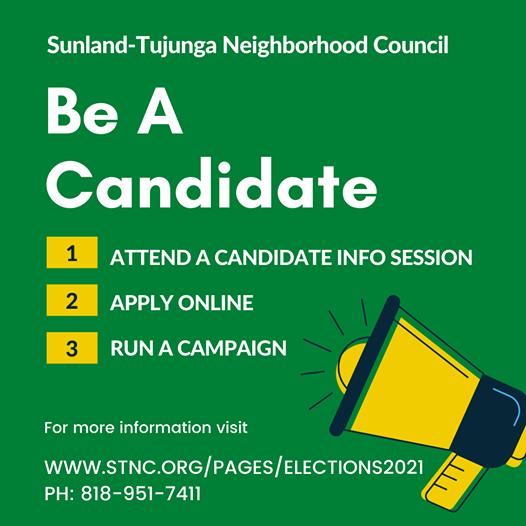 Neighborhood Council's 2021 Elections Timeline