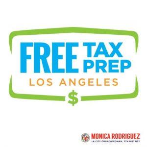 Free Tax Prep L.A. (FTPLA) 2021 Campaign
