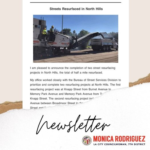 I Invite You to Subscribe to Our Weekly Newsletter