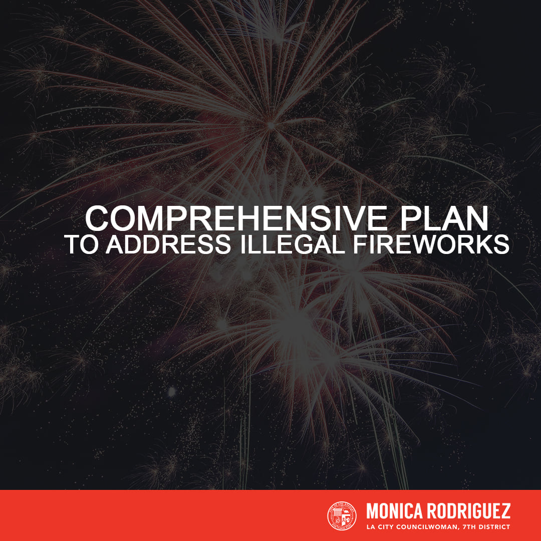 Fireworks Continue to be a Significant Nuisance