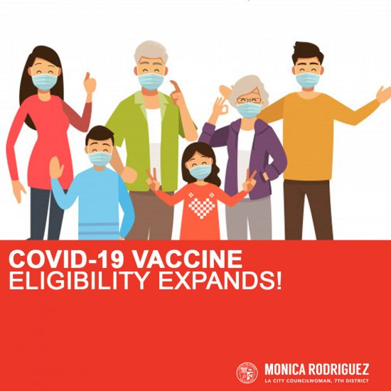 COVID-19 Vaccination Pop-Up Site
