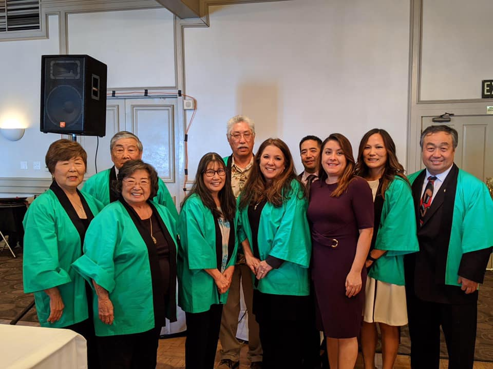 Assemblymember Luz Rivas- SFV Japanese American Community Center