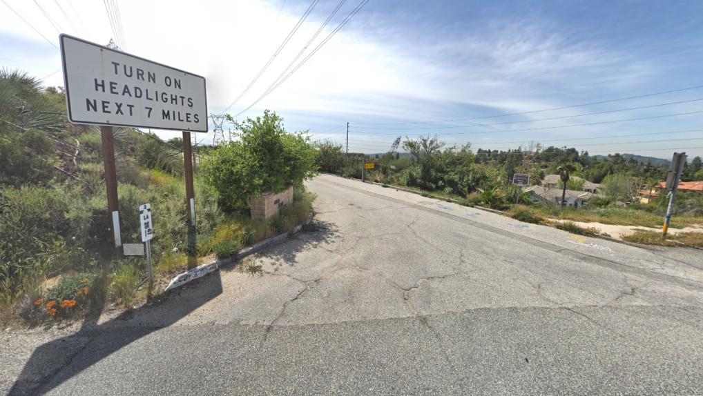 La Cañada Flintridge Crash Identified