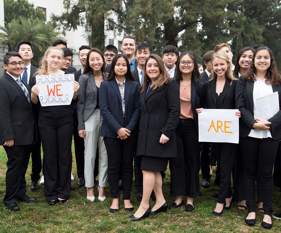 Luz Rivas - California Youth Empowerment Act