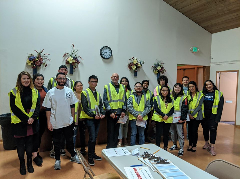 Assemblymember Luz Rivas - Thanks to Volunteers