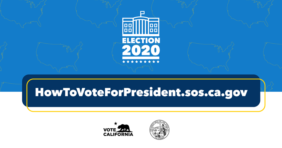 California Elections 2020 - No Party Preference voters