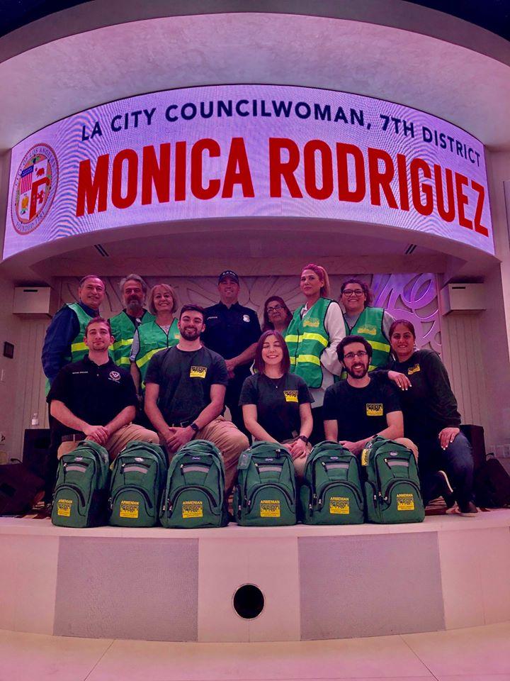 Councilwoman Monica Rodriguez - Congratulations to Our Newest CERT Graduates