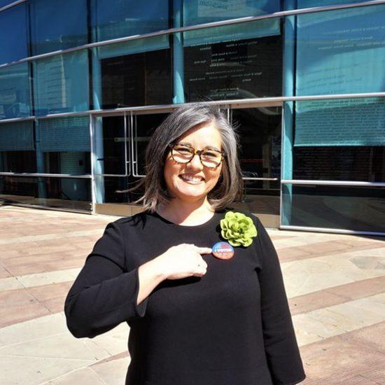 Councilwoman Monica Rodriguez - I Voted!