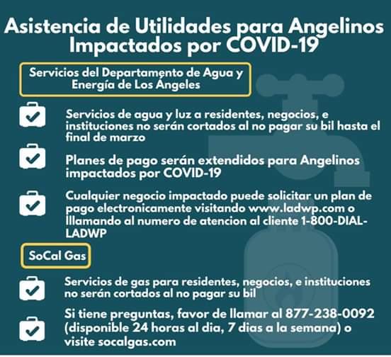 Sunland Tujunga Neighborhood Council -STNC - Utility Assistance for Angelenos
