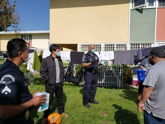 Sunland Tujunga Neighborhood Council STNC - Thanking All Frontline Workrrs