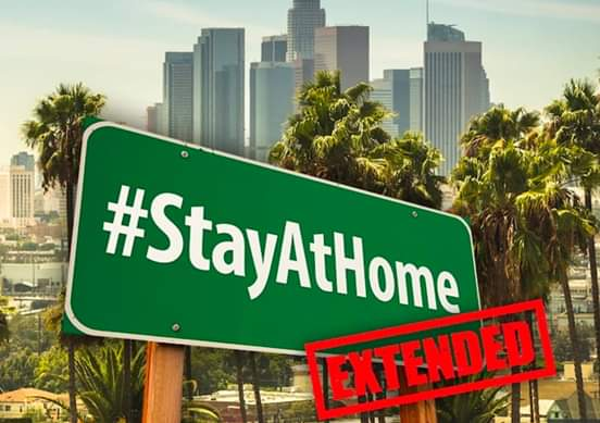 Sunland Tujunga Neighborhood Council STNC - Stay at Home Order Extended through May 15