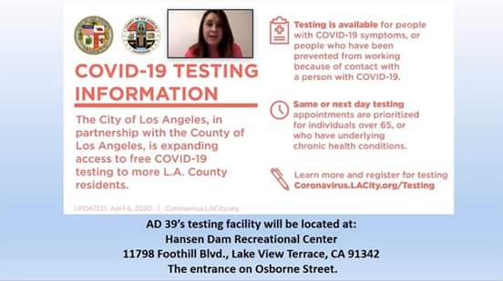 From Assemblymember Luz Rivas Desk -Thank You Everyone from #AD39 for Attending Virtual Townhall